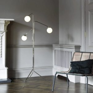 Array Opal Floor Lamp design by CTO