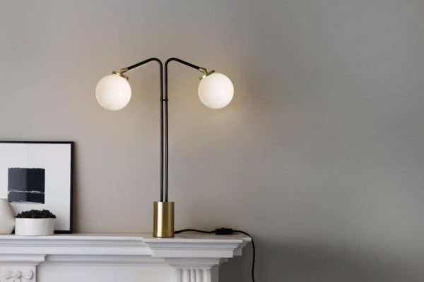Array Twin lighting design lamp by CTO