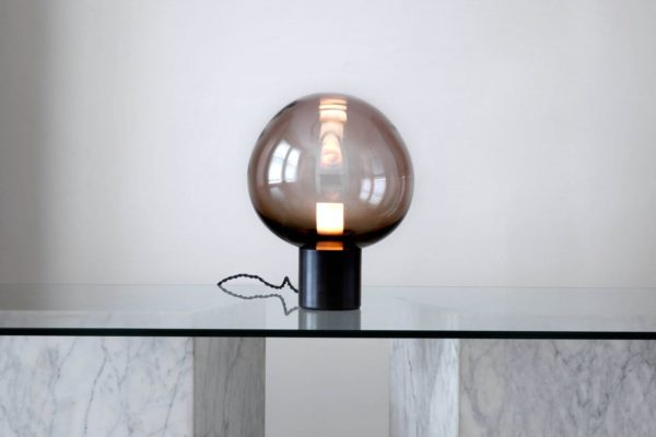 Moon lamp design by CTO
