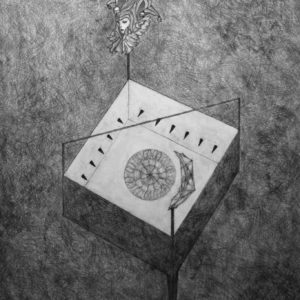 Box_Simis_Gatenio art graphite on canvas