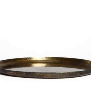 MICHAEL VERHEYDEN GUTAI BRASS TRAY LARGE